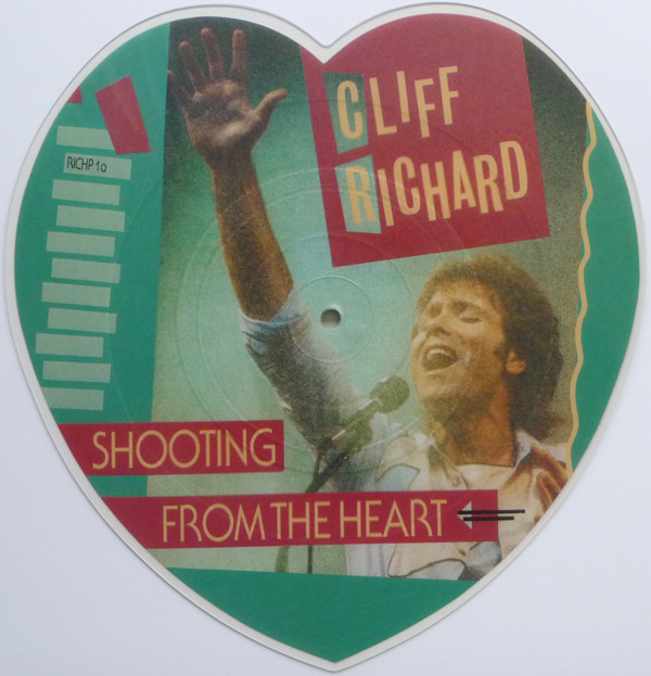 CLIFF RICHARD_Shooting From The Heart / Small World