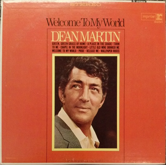 DEAN MARTIN_Welcome To My World