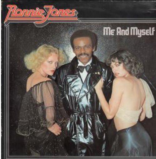RONNIE JONES_Me And Myself