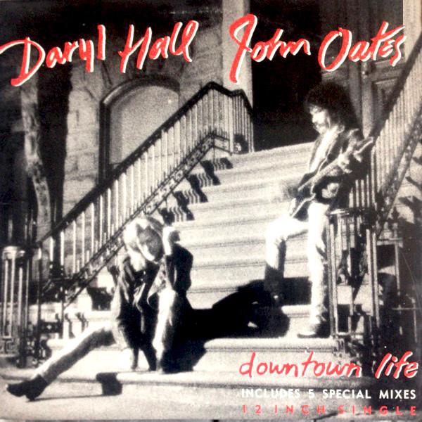 DARYL HALL JOHN OATES_Downtown Life