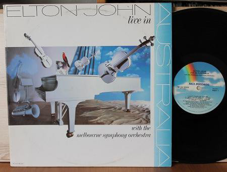 ELTON JOHN_Live In Australia (With The Melbourne Symphony Orchestra)