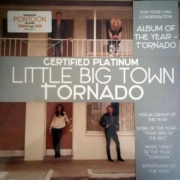 LITTLE BIG TOWN_Tornado
