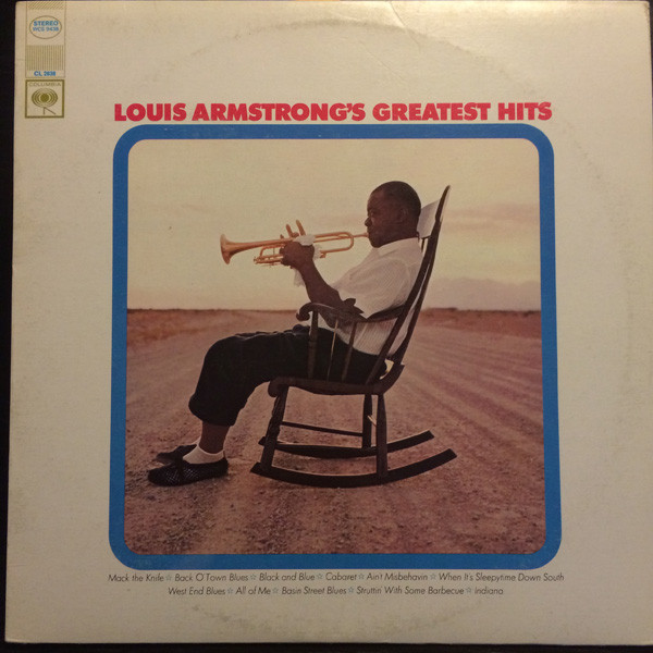 LOUIS ARMSTRONG_Louis Armstrong's Greatest Hits