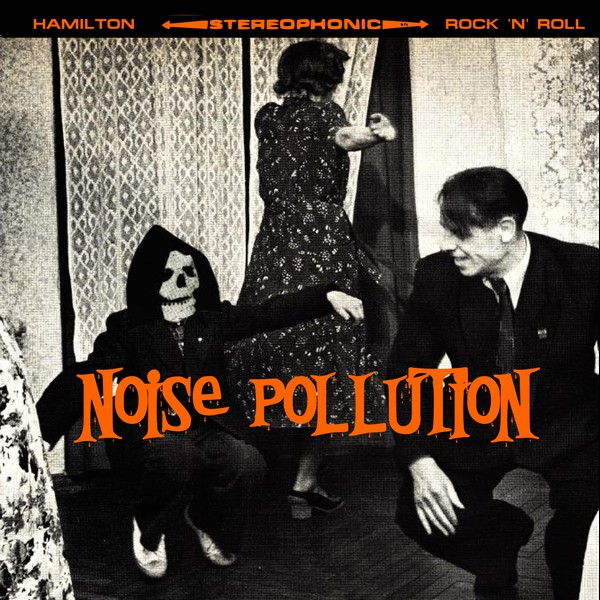 VARIOUS_Noise Pollution