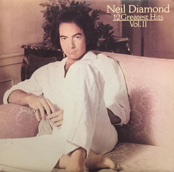 NEIL DIAMOND_12 Greatest Hits