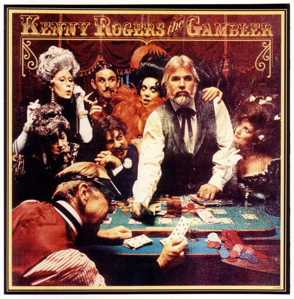 KENNY ROGERS_The Gambler