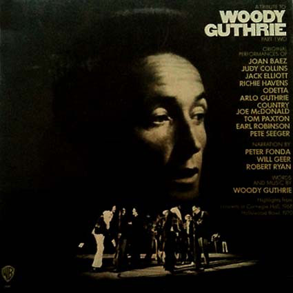 VARIOUS_A Tribute To Woody Guthrie Part Two