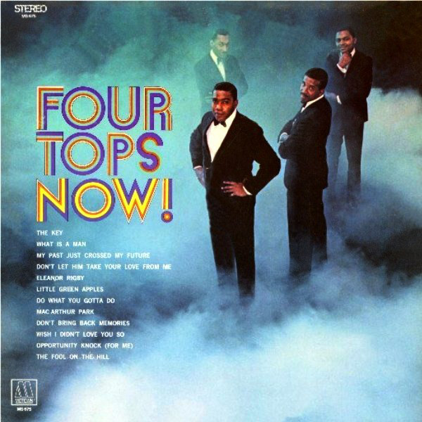 FOUR TOPS_Four Tops Now!