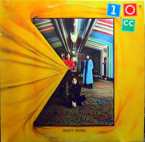 10CC_Sheet Music