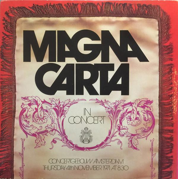 MAGNA CARTA_In Concert
