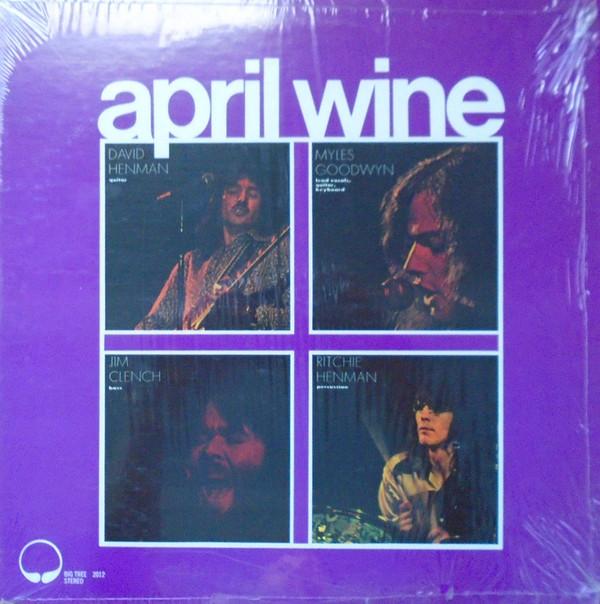 APRIL WINE_April Wine