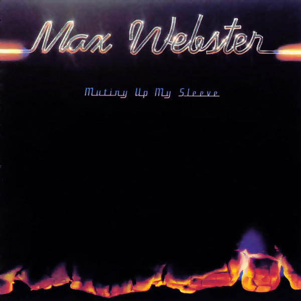 MAX WEBSTER_Mutiny Up My Sleeve