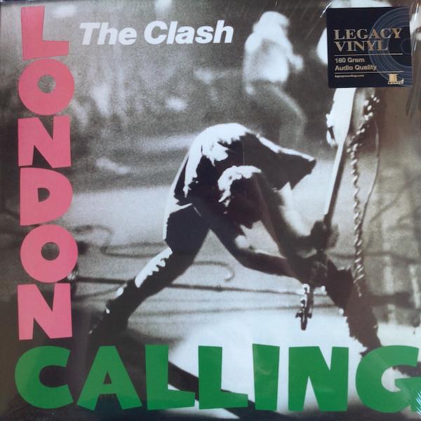 THE CLASH_London Calling