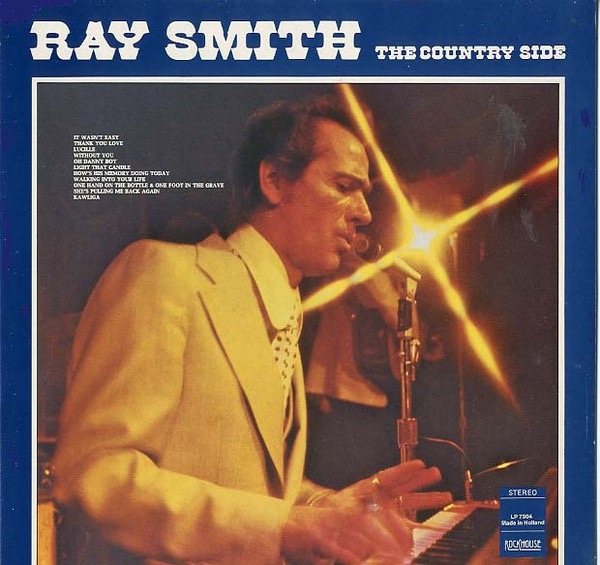 RAY SMITH_The Country Side _1978 Rockabilly_
