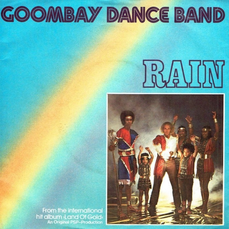GOOMBAY DANCE BAND_Rain
