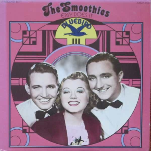 THE SMOOTHIES_Easy Does It _2xlp Gf_