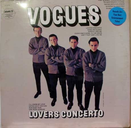VOGUES_Lovers Concerto