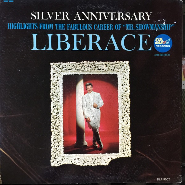 LIBERACE_Silver Anniversary