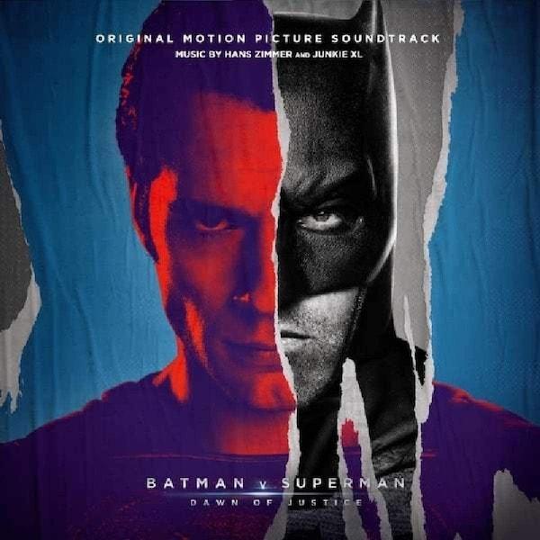 HANS ZIMMER_Batman Vs. Superman: Dawn Of Justice _3lp_