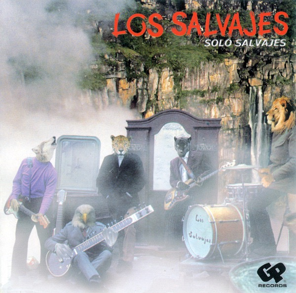 LOS SALVAJES_Solo Salvajes