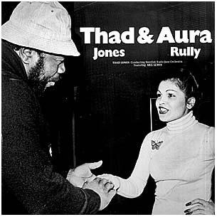 THAD JONES_Thad And Aura
