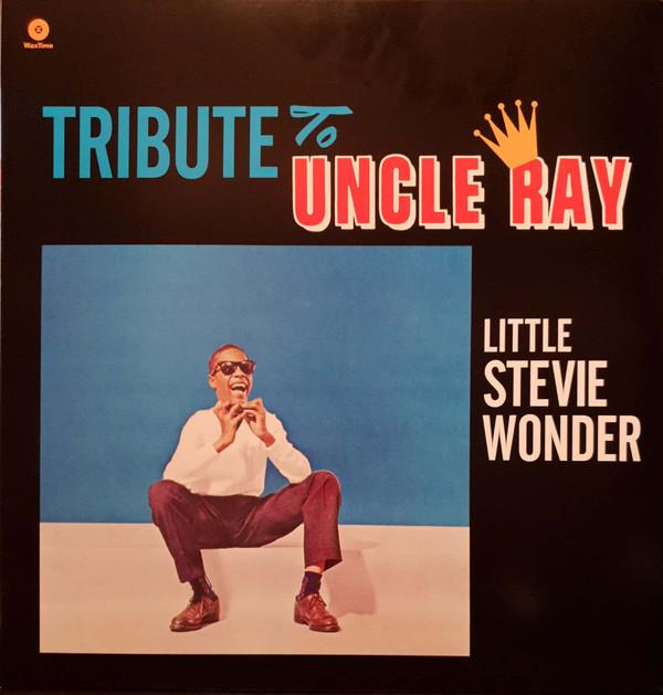 STEVIE WONDER_Tribute To Uncle Ray _Hq Vinyl/2 Bonus Tracks_
