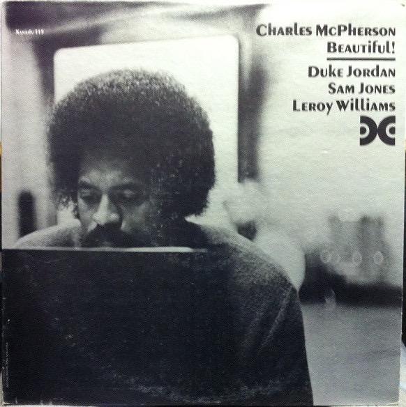CHARLES MCPHERSON_Beautiful!