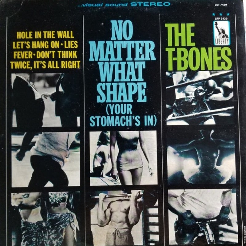 BONES T_No Matter What Shape (your Stomachs In)