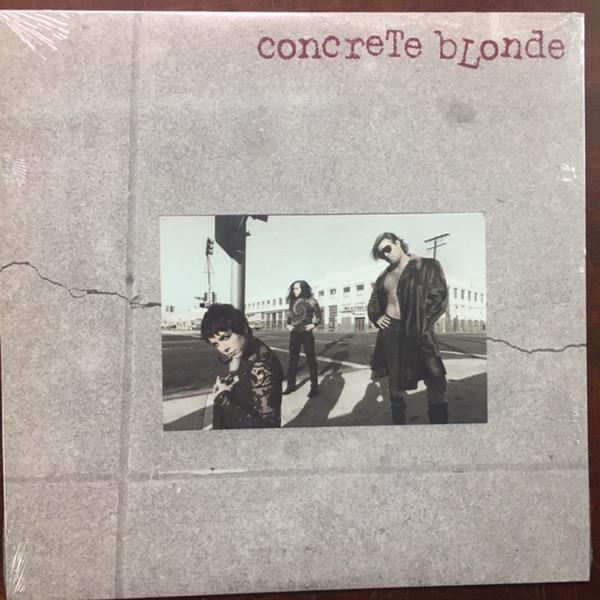 CONCRETE BLONDE_Concrete Blonde