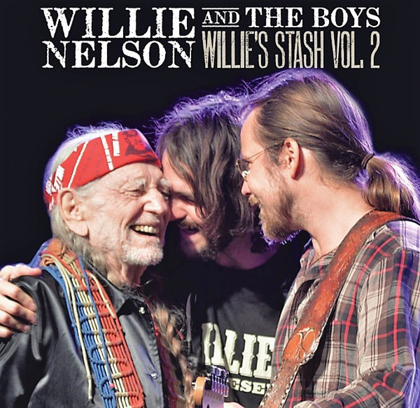 WILLIE NELSON_Willie Nelson And The Boys
