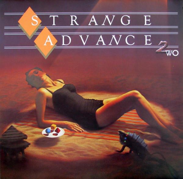 STRANGE ADVANCE_2wo _W/Printed Inner Sleeve_