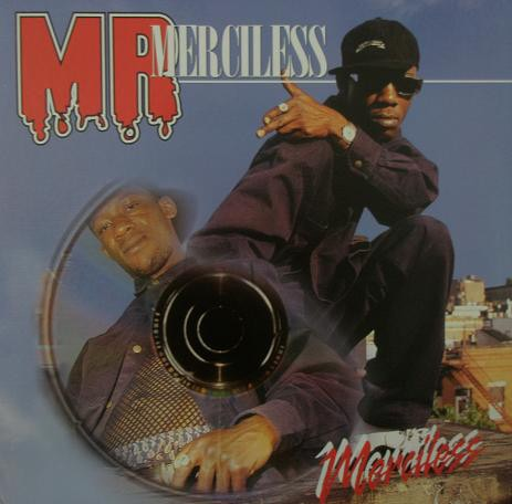 MERCILESS_Mr. Merciless _1995_