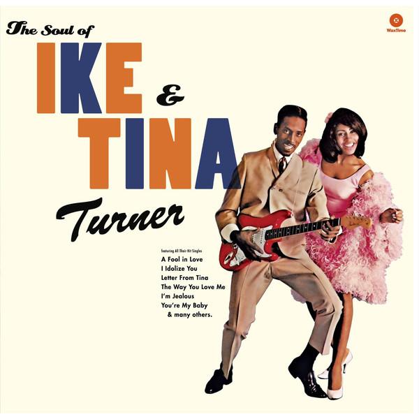 IKE TURNER_Soul Of Ike And Tina Turner + 4 Bonus Tracks