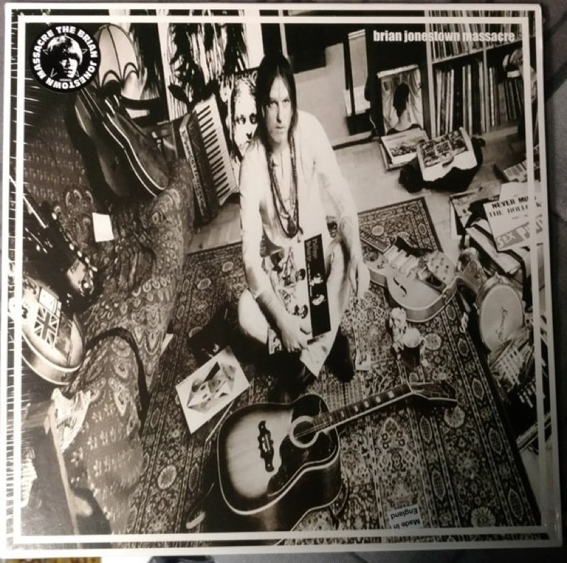 BRIAN JONESTOWN MASSACRE_Hold That Thought / Drained