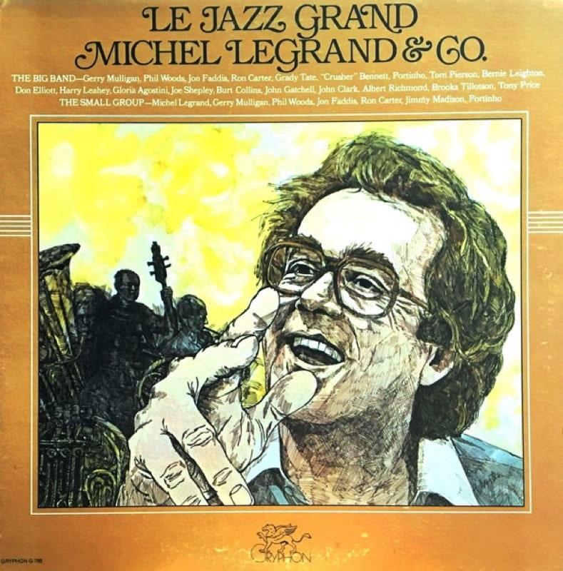 MICHEL LEGRAND_Le Jazz Grand