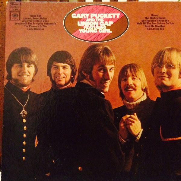GARY PUCKETT_S/T Featuring Young Girl