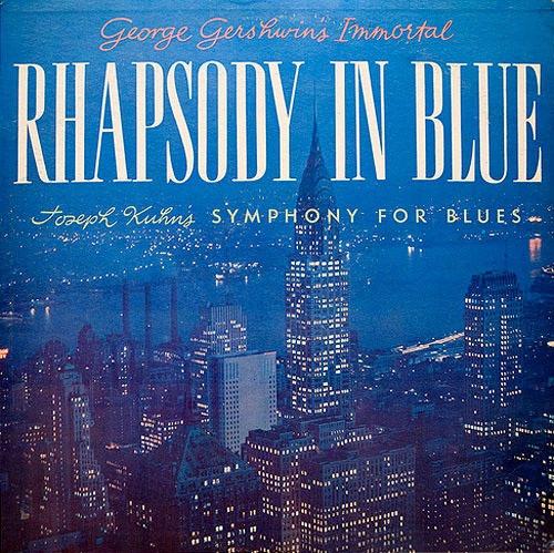 THE HAMBURG PHILHARMONIA ORCHESTRA_George Gershwins Immortal Rhapsody In Blue