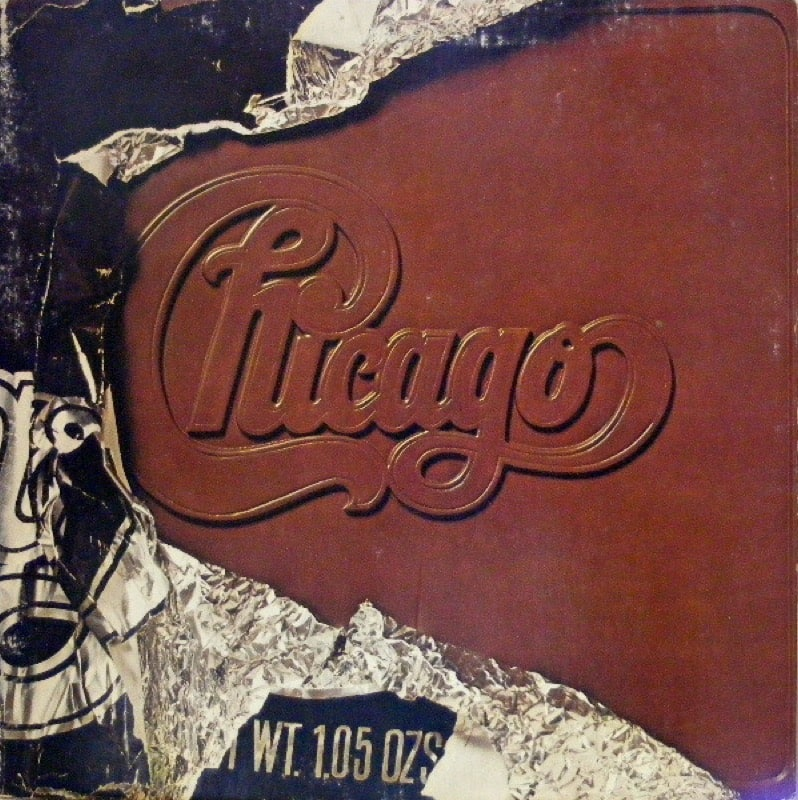 CHICAGO_Chicago X _W/ Gatefold And Printed Inner Sleeve_