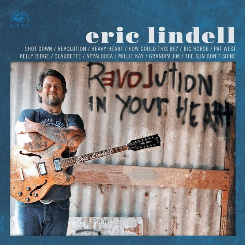 ERIC LINDELL_Revolution In Your Heart