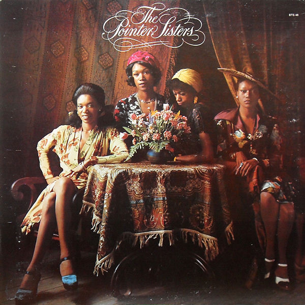 THE POINTER SISTERS_The Pointer Sisters
