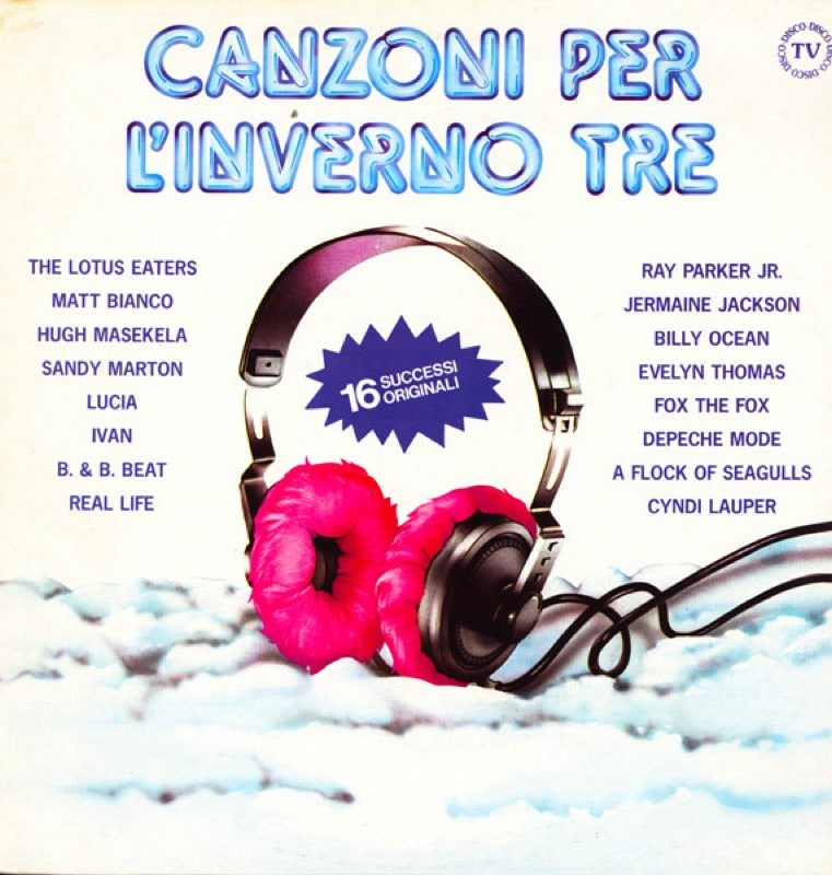 VARIOUS ARTISTS_Canzoni Per Linverno Tre