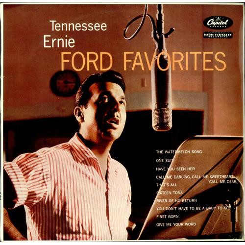 TENNESSEE ERNIE FORD_Favorites Mono