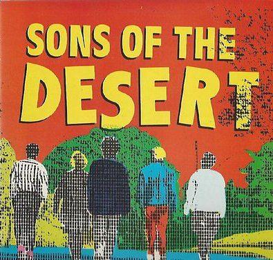SONS OF THE DESERT_Sons Of The Desert