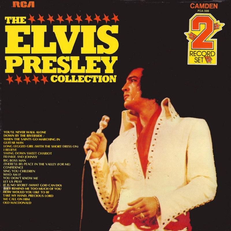 ELVIS PRESLEY_Elvis Presley Collection Vol.2