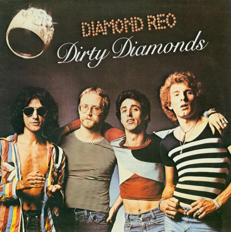 DIAMOND REO_Dirty Diamond