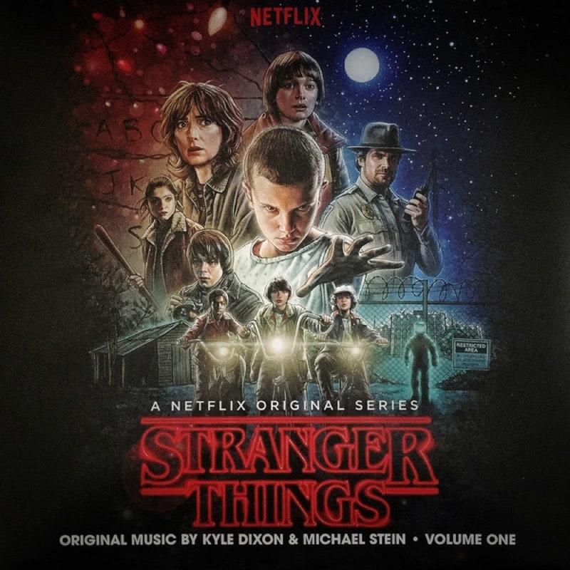KYLE DIXON_Stranger Things  - Blue