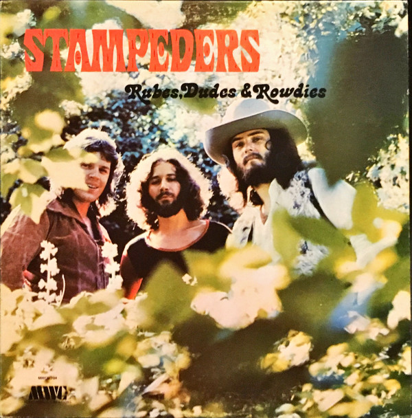 THE STAMPEDERS_Rubes, Dudes And Rowdies