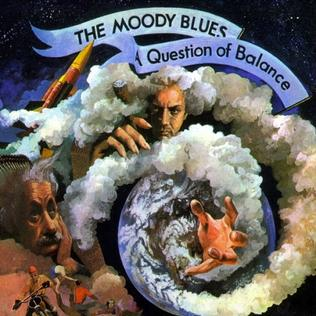 BLUES MOODY_A Question Of Balance