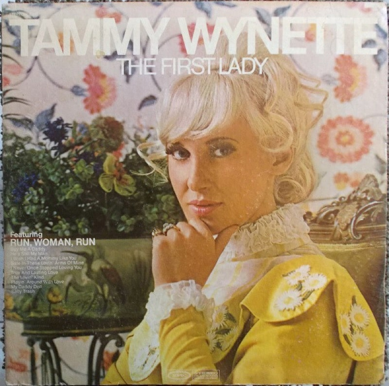 TAMMY WYNETTE_The First Lady