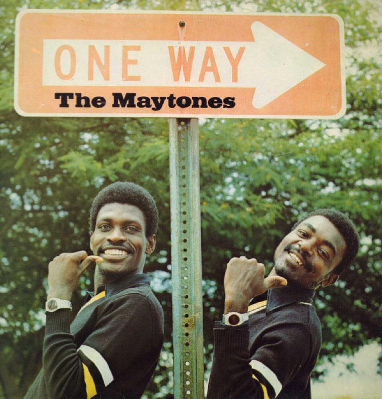 THE MAYTONES_One Way